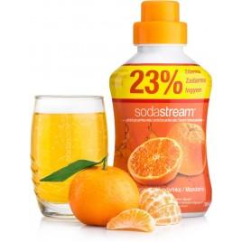 Sirup Mandarinka 750 ml SODASTREAM