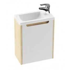 RAVAK Classic 400 Mini umývátko s otvorem XJD01140000