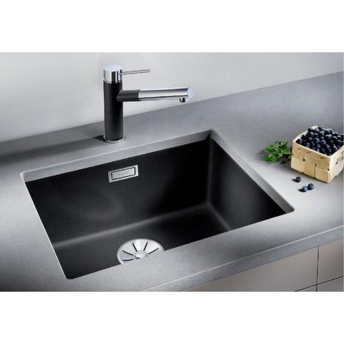 blanco subline 500 u infino d ez silgranit antracit bez t hla 523432. Black Bedroom Furniture Sets. Home Design Ideas