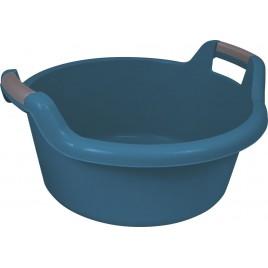 VÝPRODEJ CURVER umyvadlo s držadly 27 l modré 03306-134 PRASKLÉ