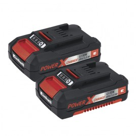 EINHELL Expert Plus Vrtačka aku TE-CD 18 LI s 2 bateriemi 4513687