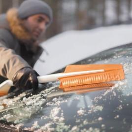 FISKARS Škrabka na led se smetáčkem do auta SnowXpert™ (143062) 1019352