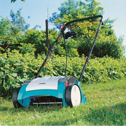 22448615ab GARDENA EVC 1000 elektrický vertikutátor trávníku 4068-20