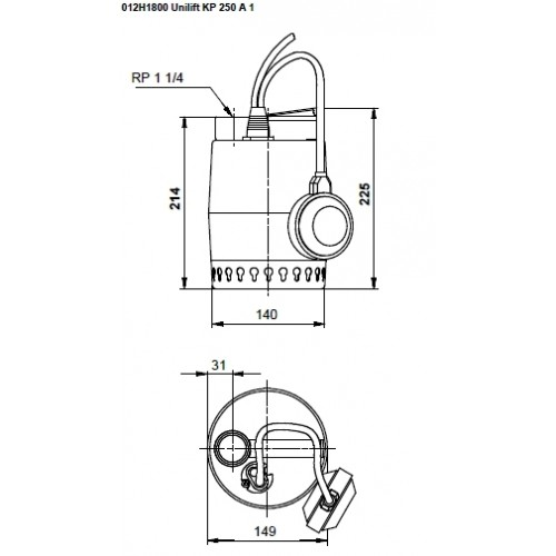 grundfos unilift kp 250 manual