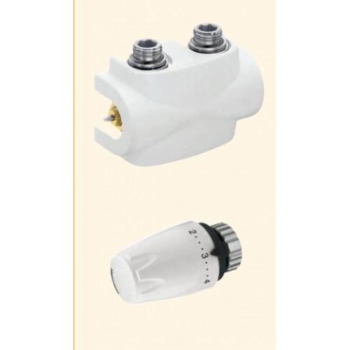 heimeier multilux 4 set p ipojovac garnitura s termostatickou hlavic b l 9690. Black Bedroom Furniture Sets. Home Design Ideas
