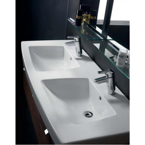 ideal standard ventuno dvojumyvadlo 130x54 cm t002001. Black Bedroom Furniture Sets. Home Design Ideas
