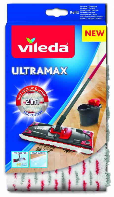 VILEDA Ultramax náhrada Microfibre 2v1 155747