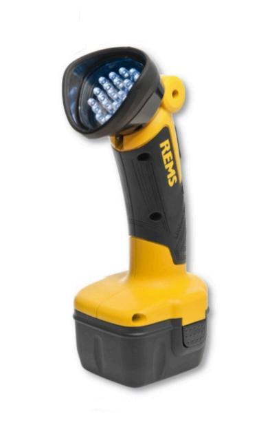 REMS Akumulátorová-LED-svítilna Li-Ion 175200