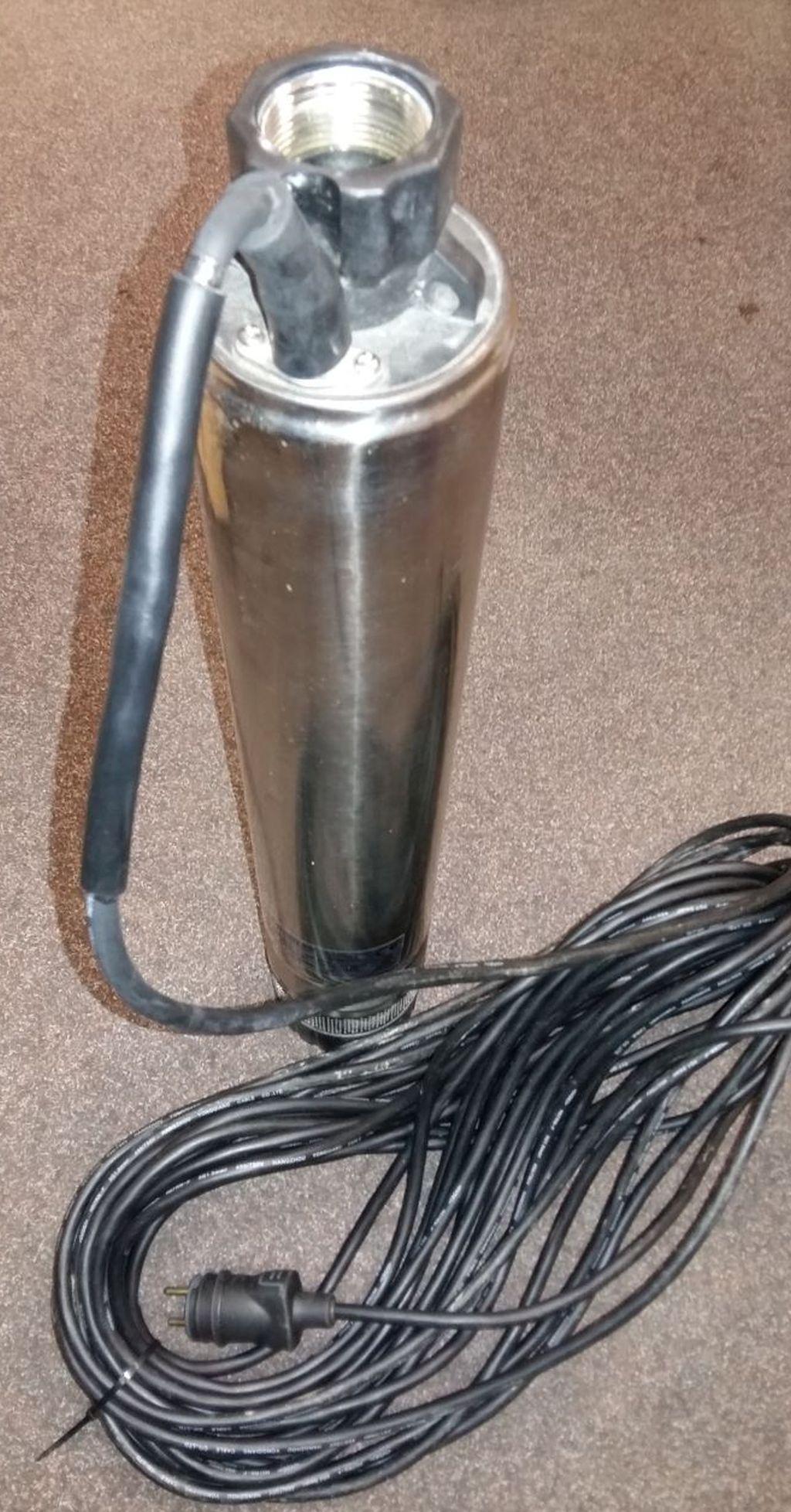 VÝPRODEJ GARDENA čerpadlo do hlubokých studní 6000/5 Inox Premium, 1492-20, POUŽITÉ, OPRAVA KABELU, BEZ ORIGINÁLNÍ KRABICE
