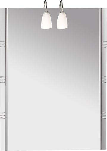 SAPHO WEGA 25047 zrcadlo 60x80cm, frézované