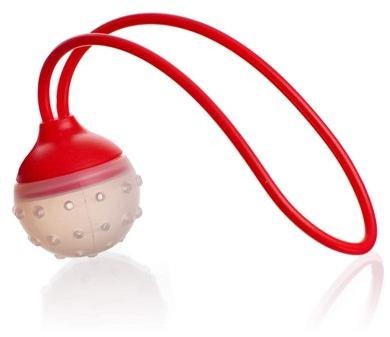 BANQUET Silikonové sítko na čaj a koření 5x22 cm Culinaria red 3126480R