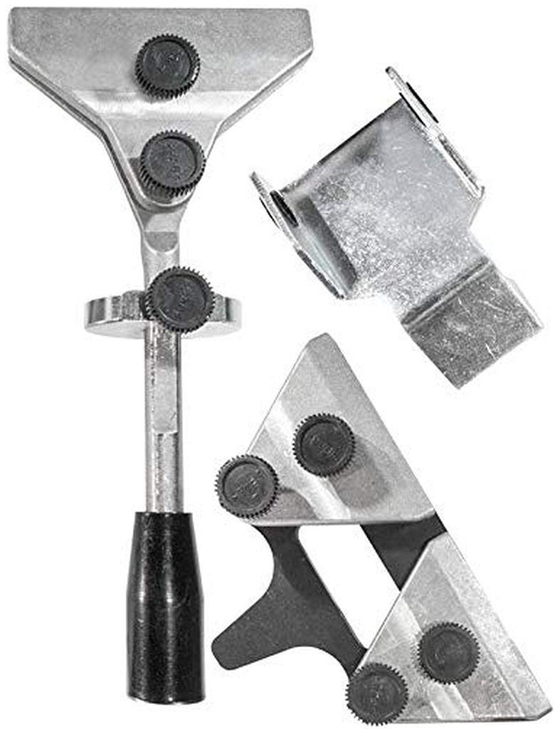 GÜDE Sada příslušenství ke kombinované brusce 200 VS, 3dílná 55248