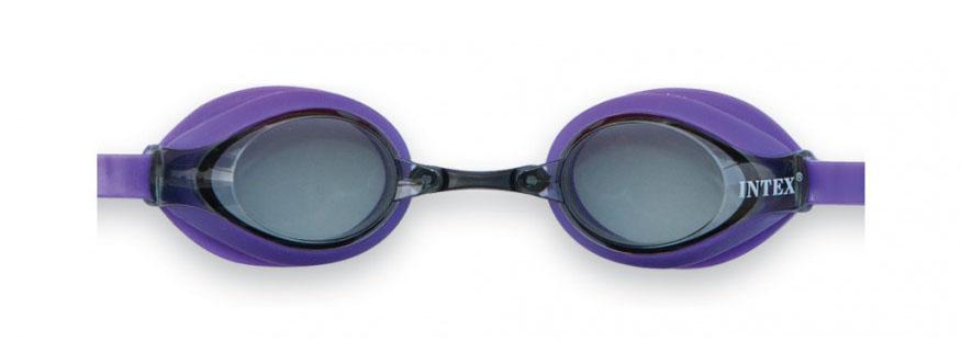 INTEX SPORT RACING Sportovní plavecké brýle, fialové 55691