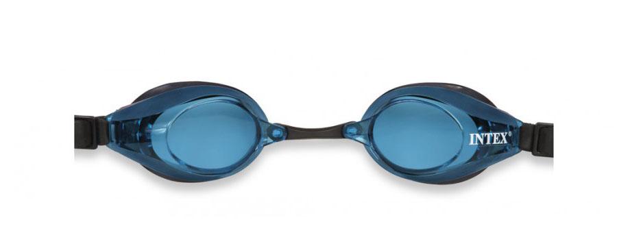 INTEX SPORT RACING Sportovní plavecké brýle, modré 55691