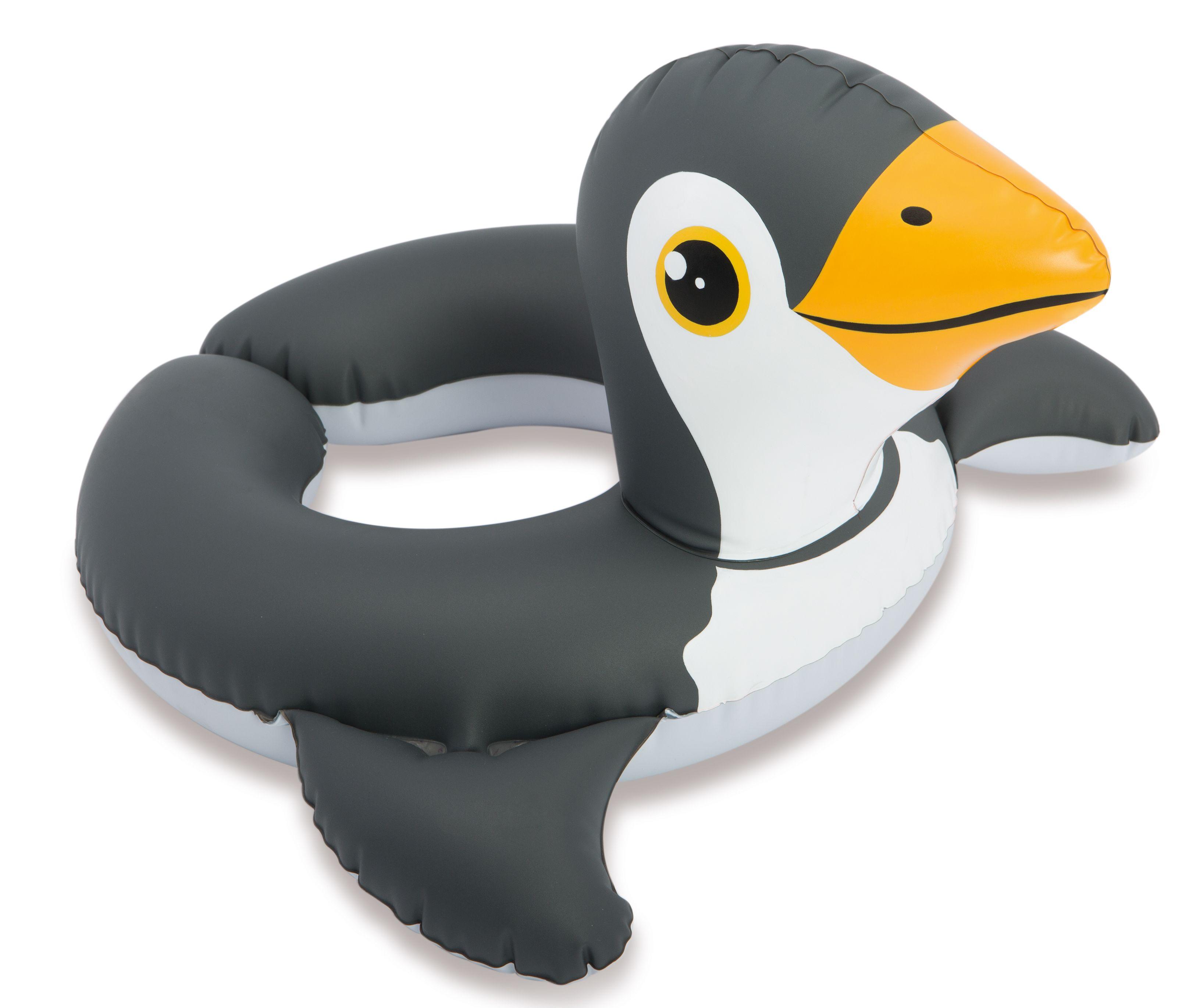 INTEX Plovací kruh tučňák 59220NP