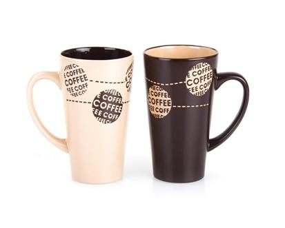 BANQUET hrnek vysoký Coffee assorted 603887