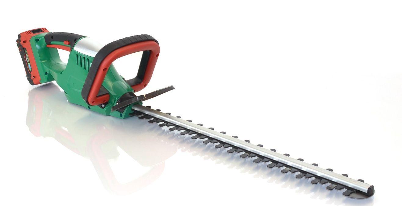 GÜDE HS 530/25 Set Akumulátorové plotové nůžky 95637
