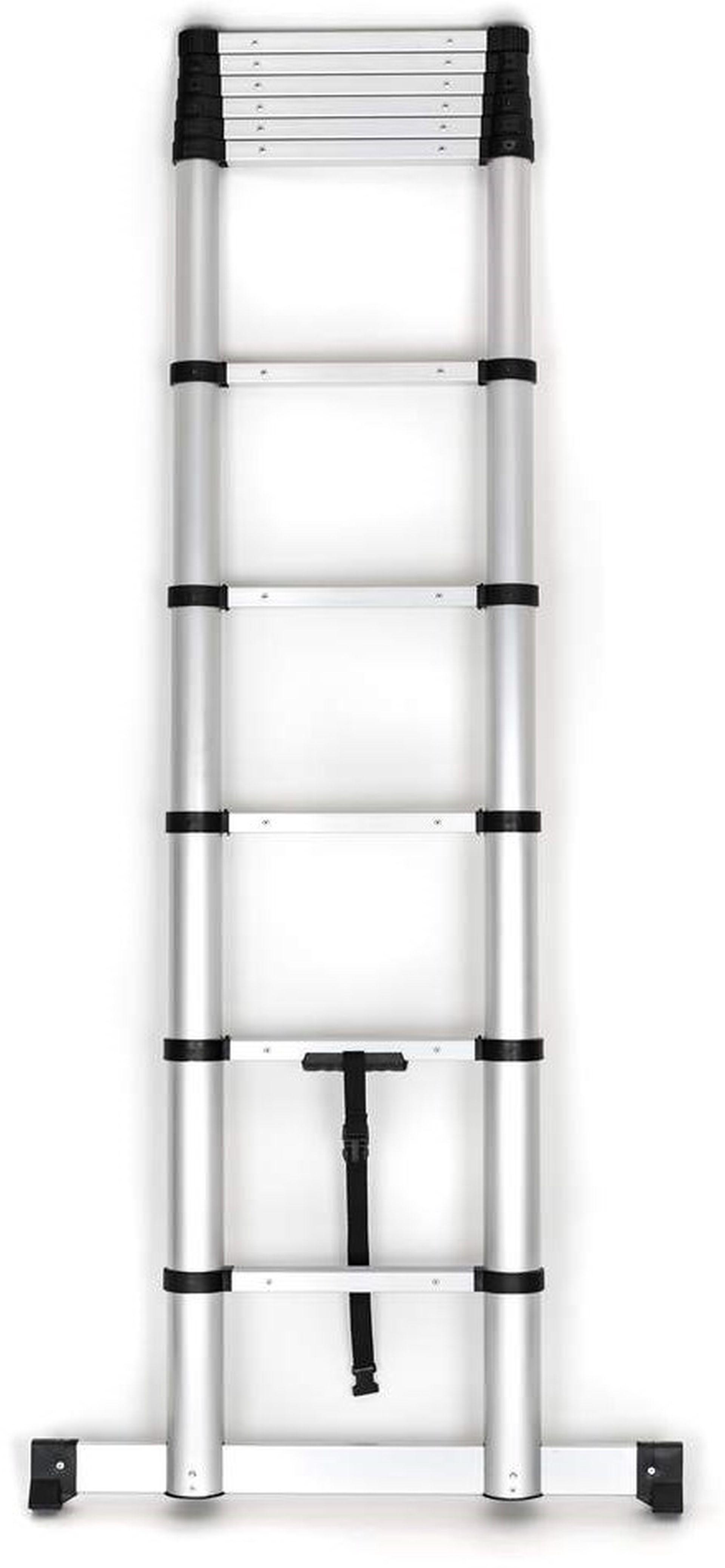 BECKFORD Žebřík teleskopický 320 x 81 x 8 cm 07069951