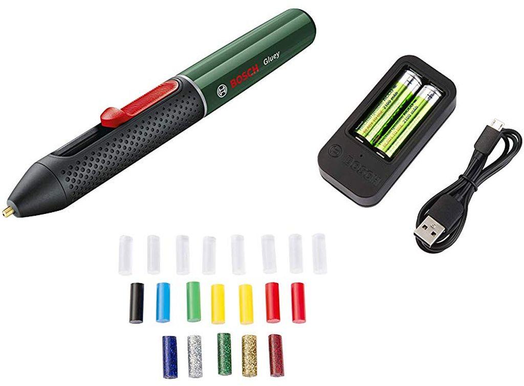 BOSCH Gluey Aku lepící pero, zelené 06032A2100