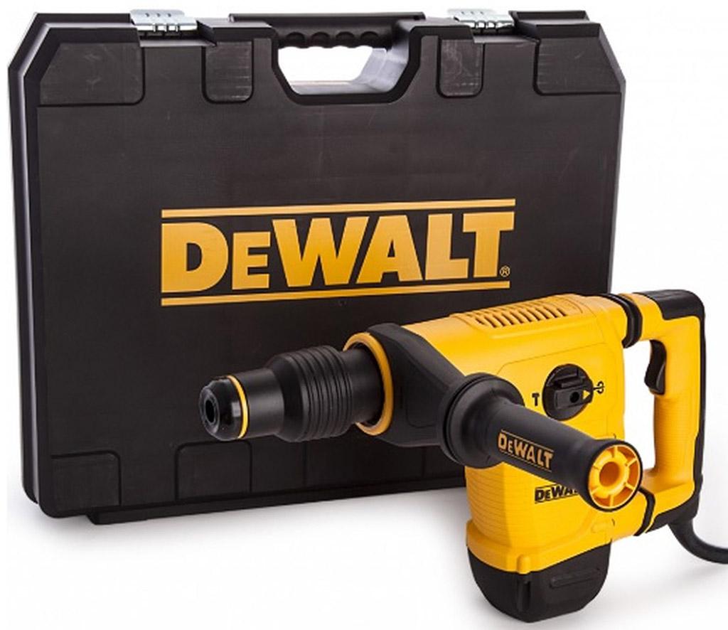 DeWALT Sekací kladivo SDS MAX 5,6Kg 1050 W, 7,1 J. D25810K
