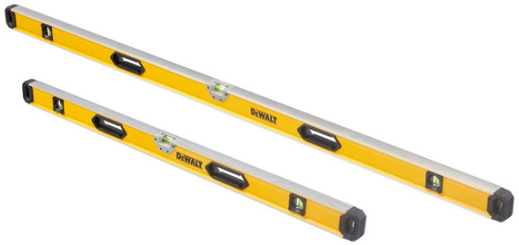DeWALT DWHT82650-1 Sada vodováh 120 cm + 180 cm