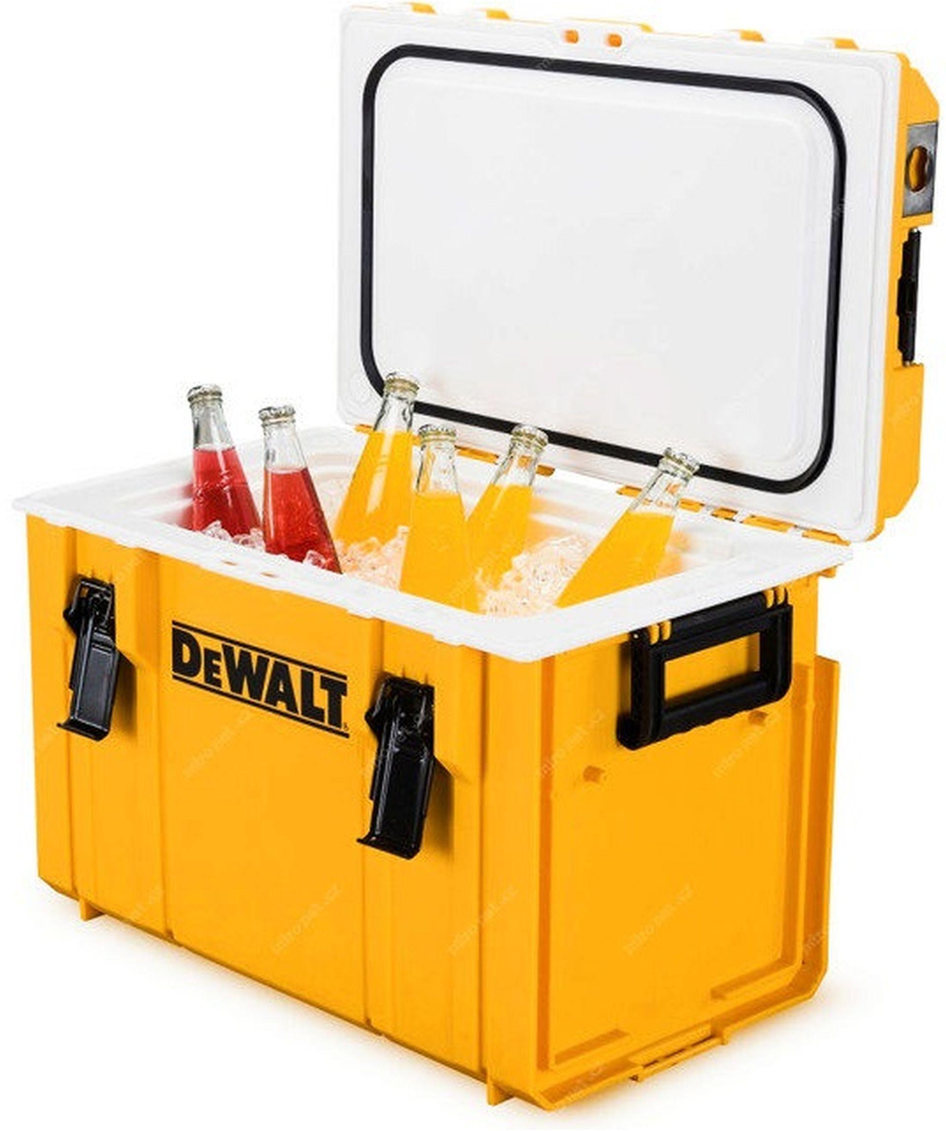 DeWALT chladící box ToughSystem DS404 objem 25,5l DWST1-81333