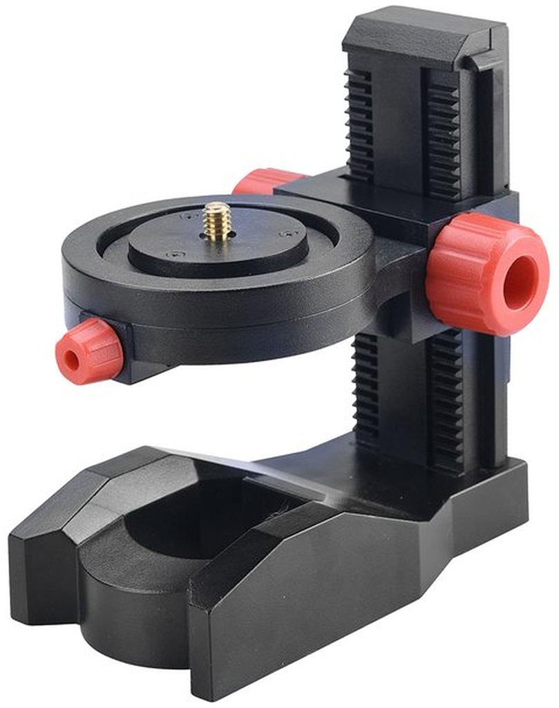 """EXTOL PREMIUM držák-stativ nastavitelý, magnetický na laser/kameru, 1/4"""" šroub 8823920"""