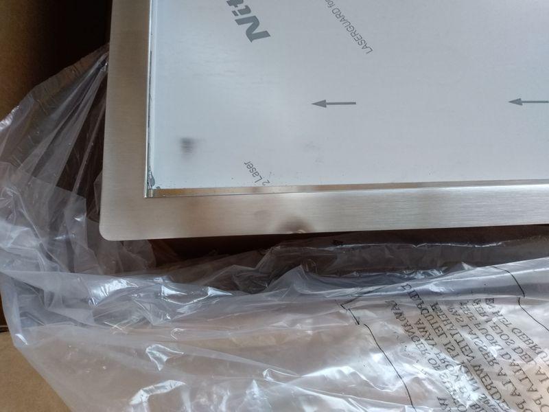 VÝPRODEJ Franke Planar PPX 251/651 TL /7, 1000x512 mm, nerezový dřez levý + sifon 127.0203.468 POŠKOZENÝ
