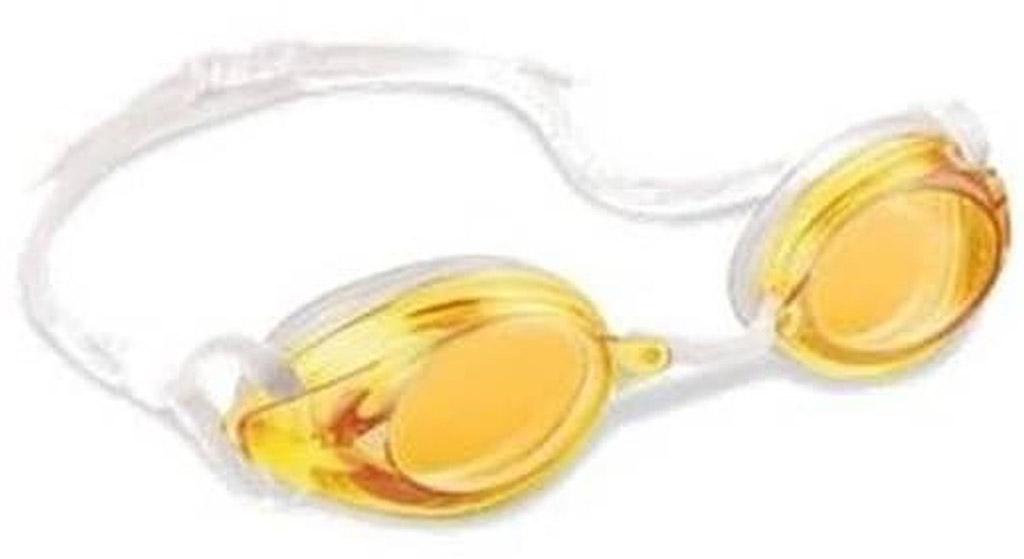 INTEX SPORT RELAY Plavecké brýle, žlutá 55684