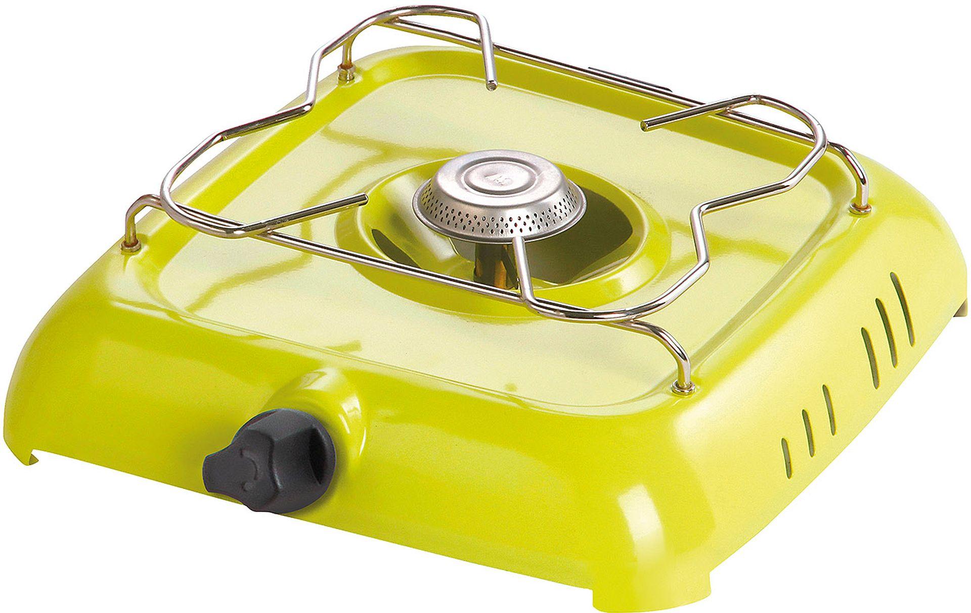 MEVA Vařič Víkend Mini 1 PB hořák, vysokotlaký, zelený 2311