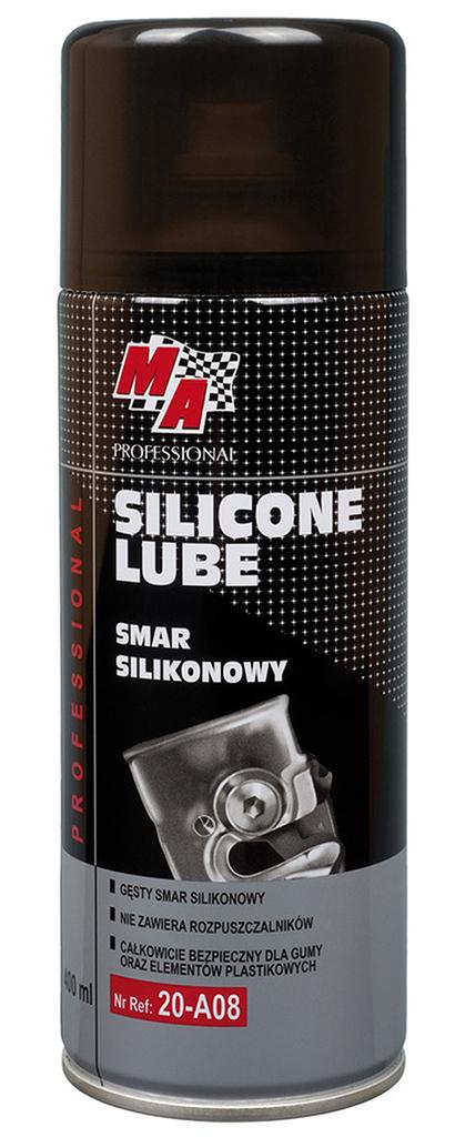 Moje Auto Silicone Lube - Silikonový spray 400 ml