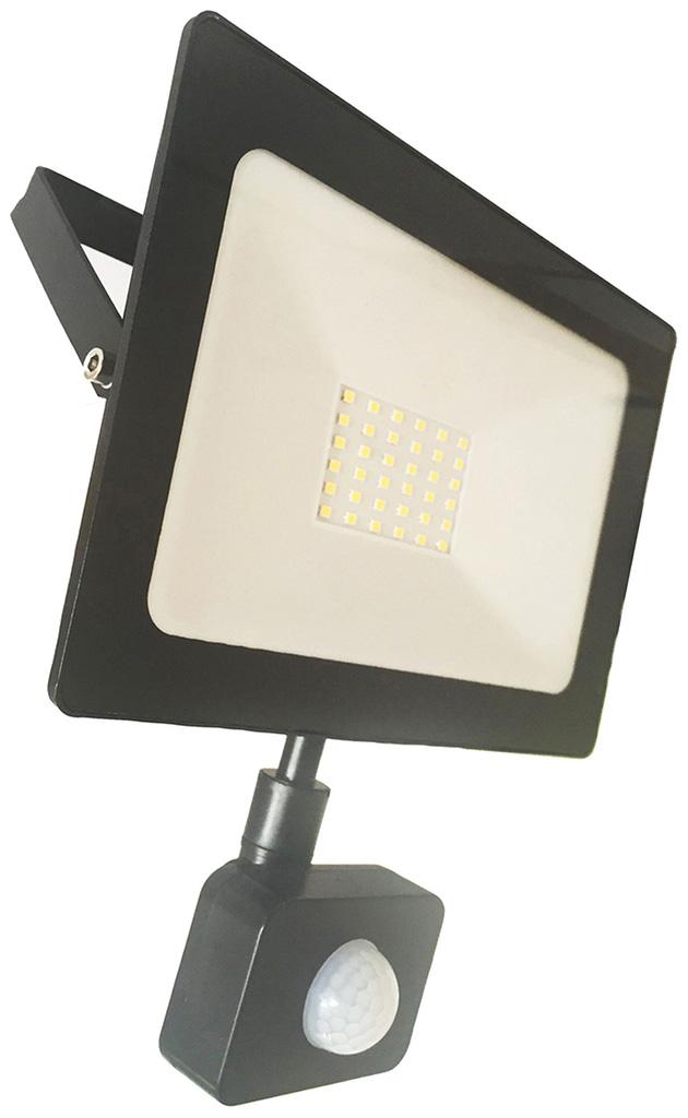 RETLUX RSL 247 LED Reflektor 30W 4000K PIR 50004002