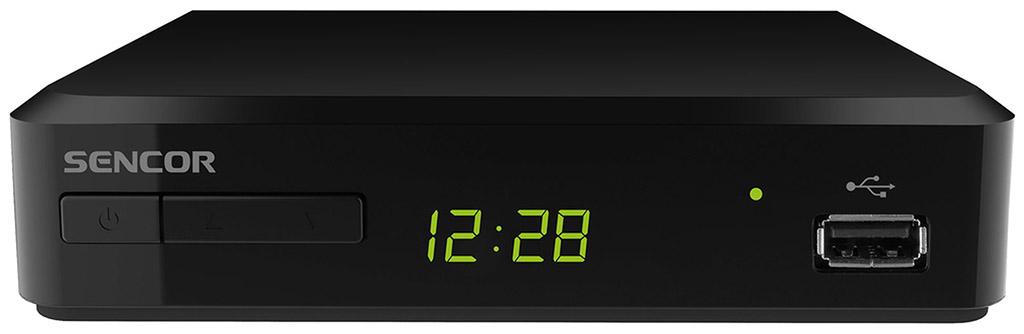 SENCOR SDB 521T H.265 (HEVC) DVB-T přijímač 35054781