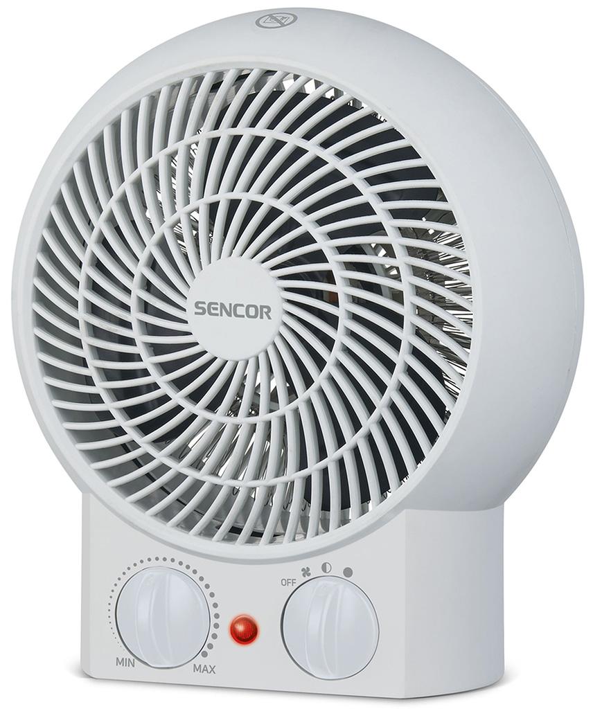 SENCOR SFH 7020WH Teplovzdušný ventilátor 41010628