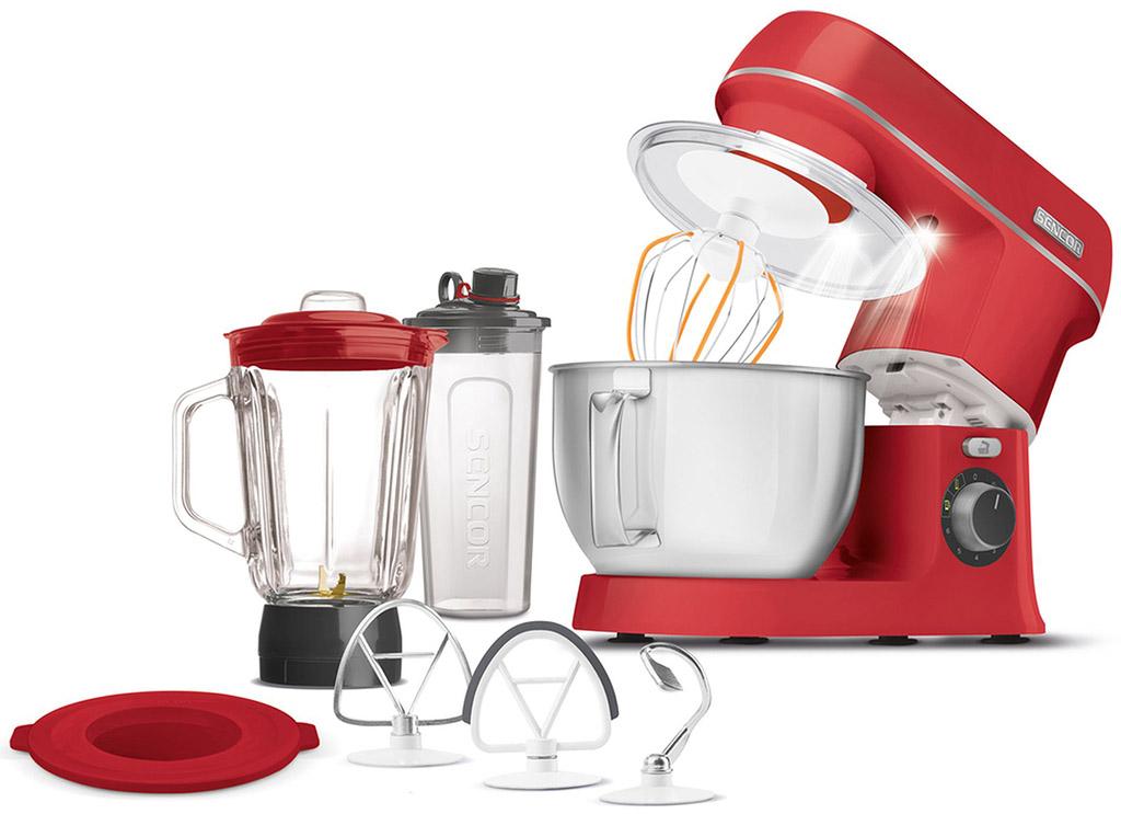 SENCOR STM 3754RD-EUE3 Kuchyňský robot 41010787