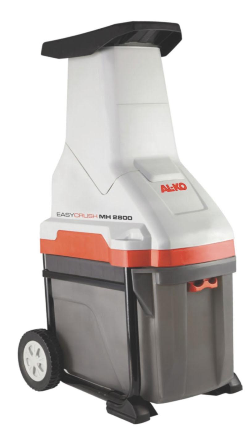 AL-KO Easy Crush MH 2800 Drtič zahradního odpadu 112854