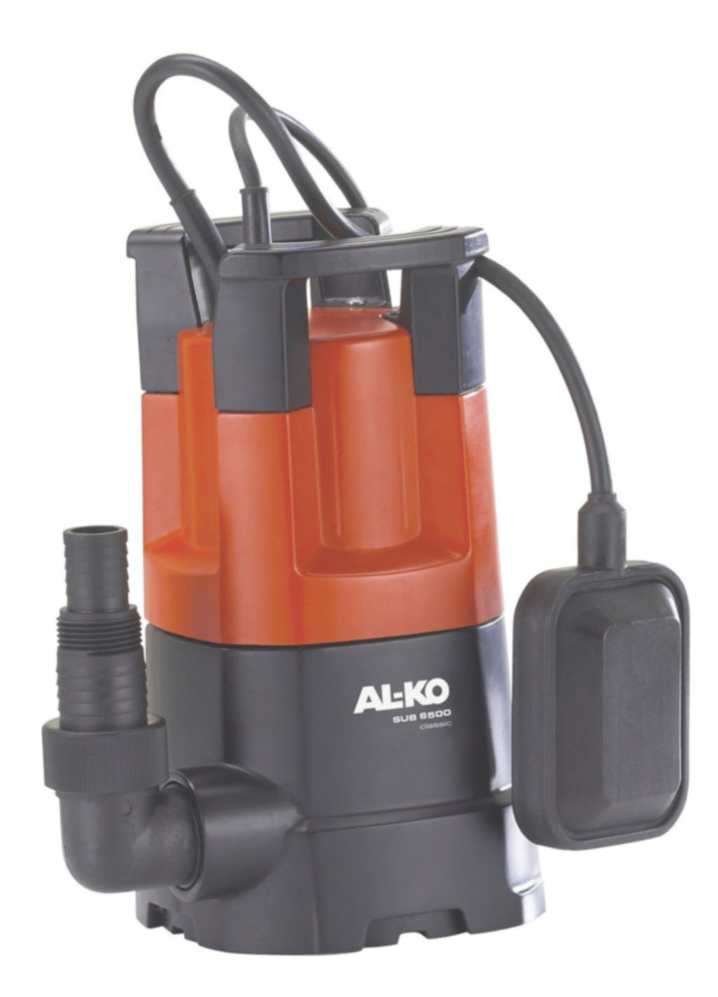 AL-KO SUB 6500 CLASSIC Ponorné čerpadlo na čistou vodu 250W 112820
