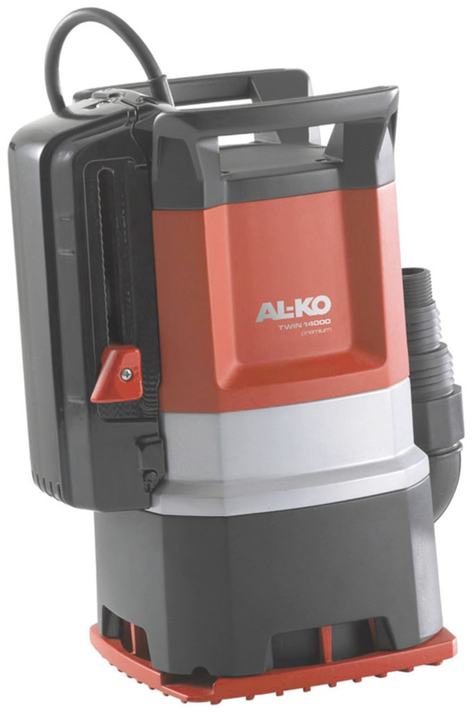 AL-KO TWIN 14000 PREMIUM Ponorné kombinované čerpadlo 112831