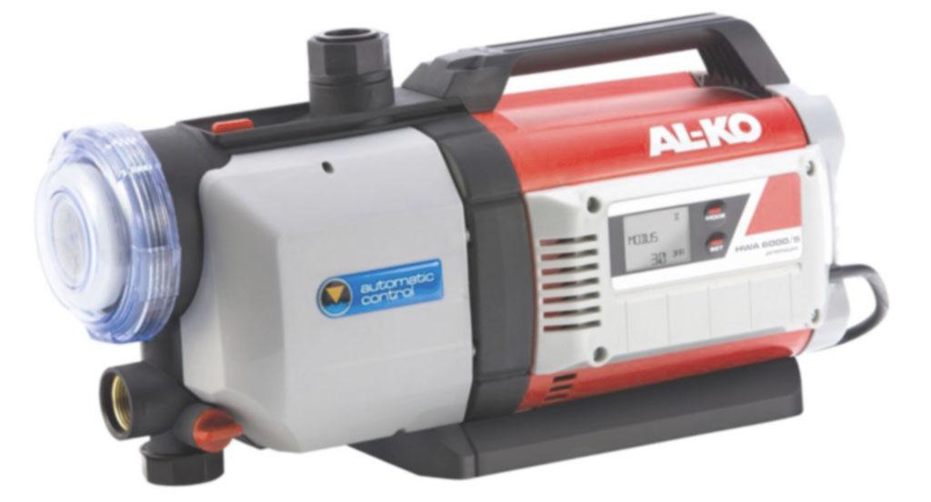 AL-KO HWA 6000/5 PREMIUM Domácí automatická vodárna 113141