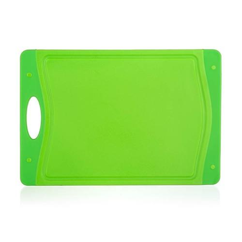 BANQUET DUO Green Prkénko krájecí plastové 29 x 19,5 x 0,85 cm 12FH9016G