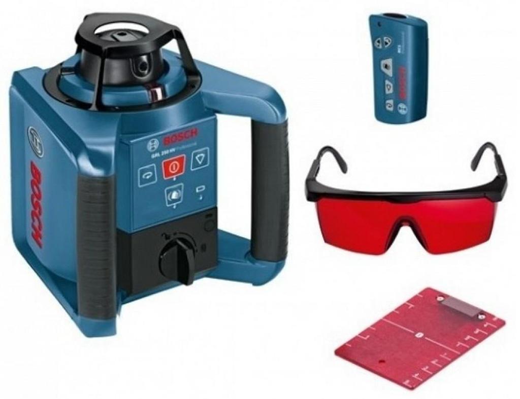 BOSCH GRL 250 HV Rotační laser 0601061600