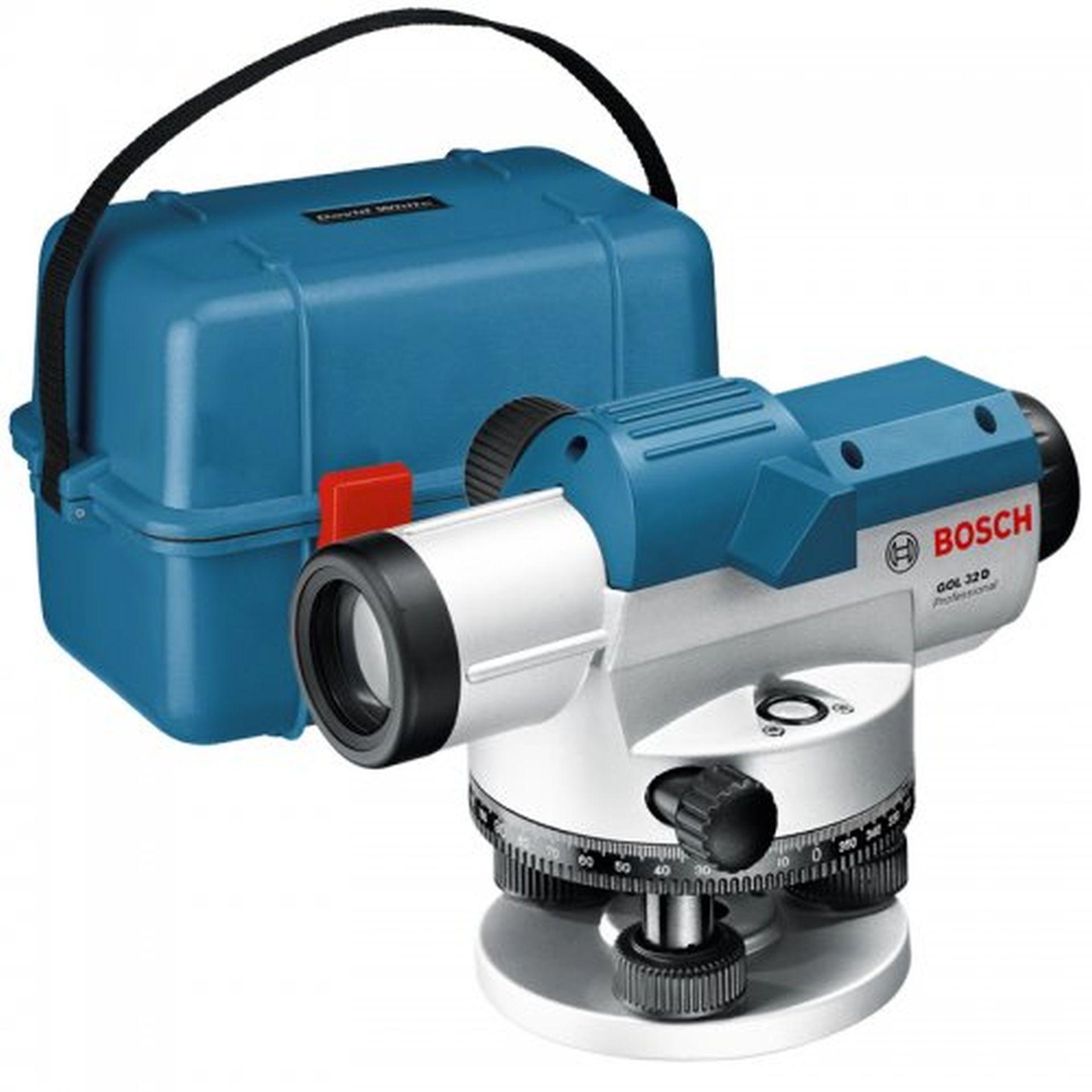 BOSCH GOL 32 D optický nivelační přístroj 0601068500