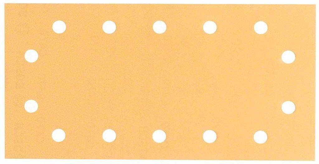 BOSCH Brusný papír C470, 115 x 230 mm, 80, balení 10 ks 2608605267