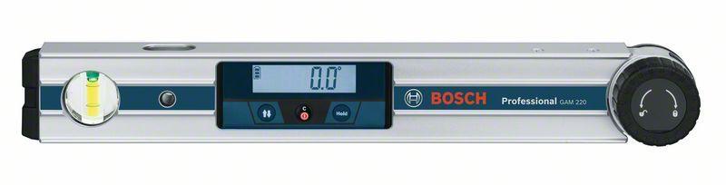 BOSCH GAM 220 Digitální úhloměr 0.601.076.500