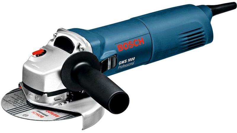 BOSCH GWS 1000 Professional úhlová bruska, 125mm 0601828800
