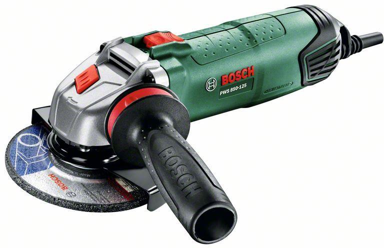 BOSCH PWS 850-125 úhlová bruska 0.603.3A2.720