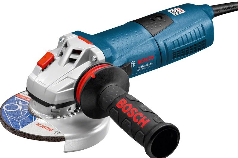 BOSCH GWS 13-125 CI Professional úhlová bruska 060179E002