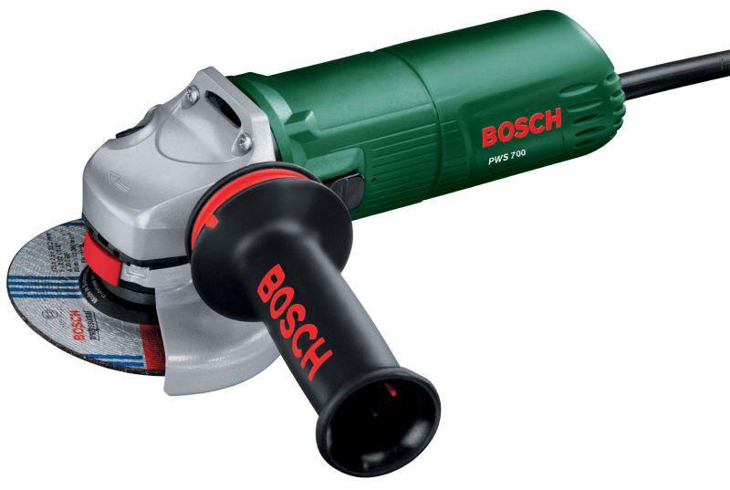 BOSCH PWS 700 -115 700 W, 115 mm, 11000 ot / min uhlová bruska, 06033A2021