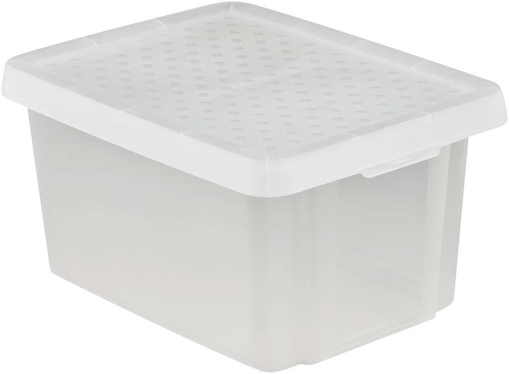 CURVER úložný box Essential,39,4 x 29,8 x 38,5 cm, průhledná, 00753-001