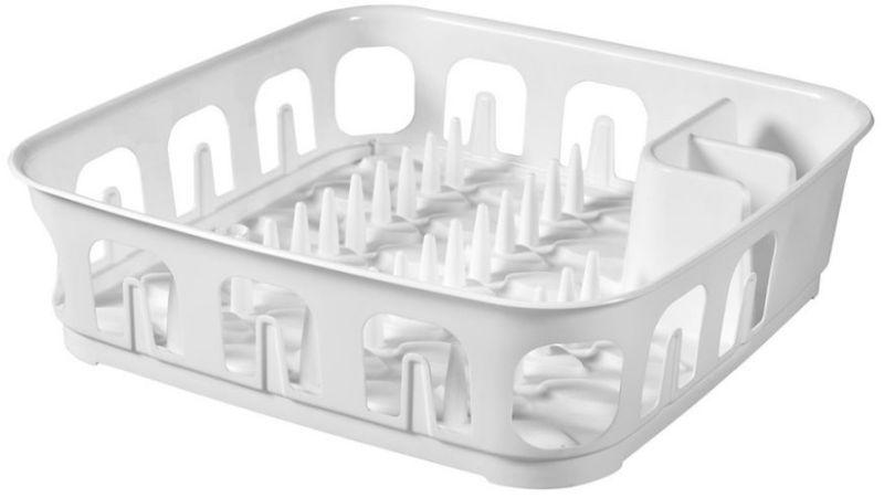 CURVER ESSENTIALS odkapávač na nádobí 10,9 x 39,1 x 39,1 cm bílý 00742-059